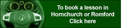 For driving lessons in Hornchurch or Romford click here